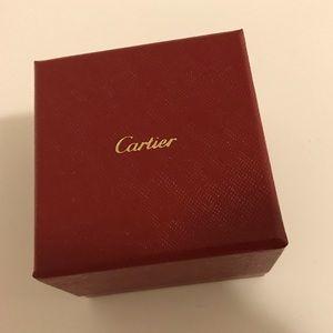 Cartier Jewelry Box